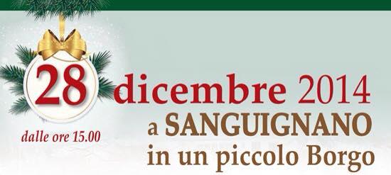 Domenica 28 dicembre a Sanguignano (Montesegale – PV), in un piccolo borgo….